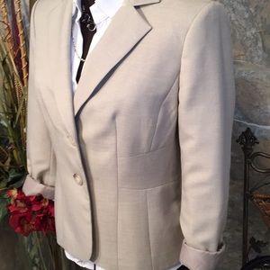 Evan Picone black label 🌹Suit jacket blazer coat